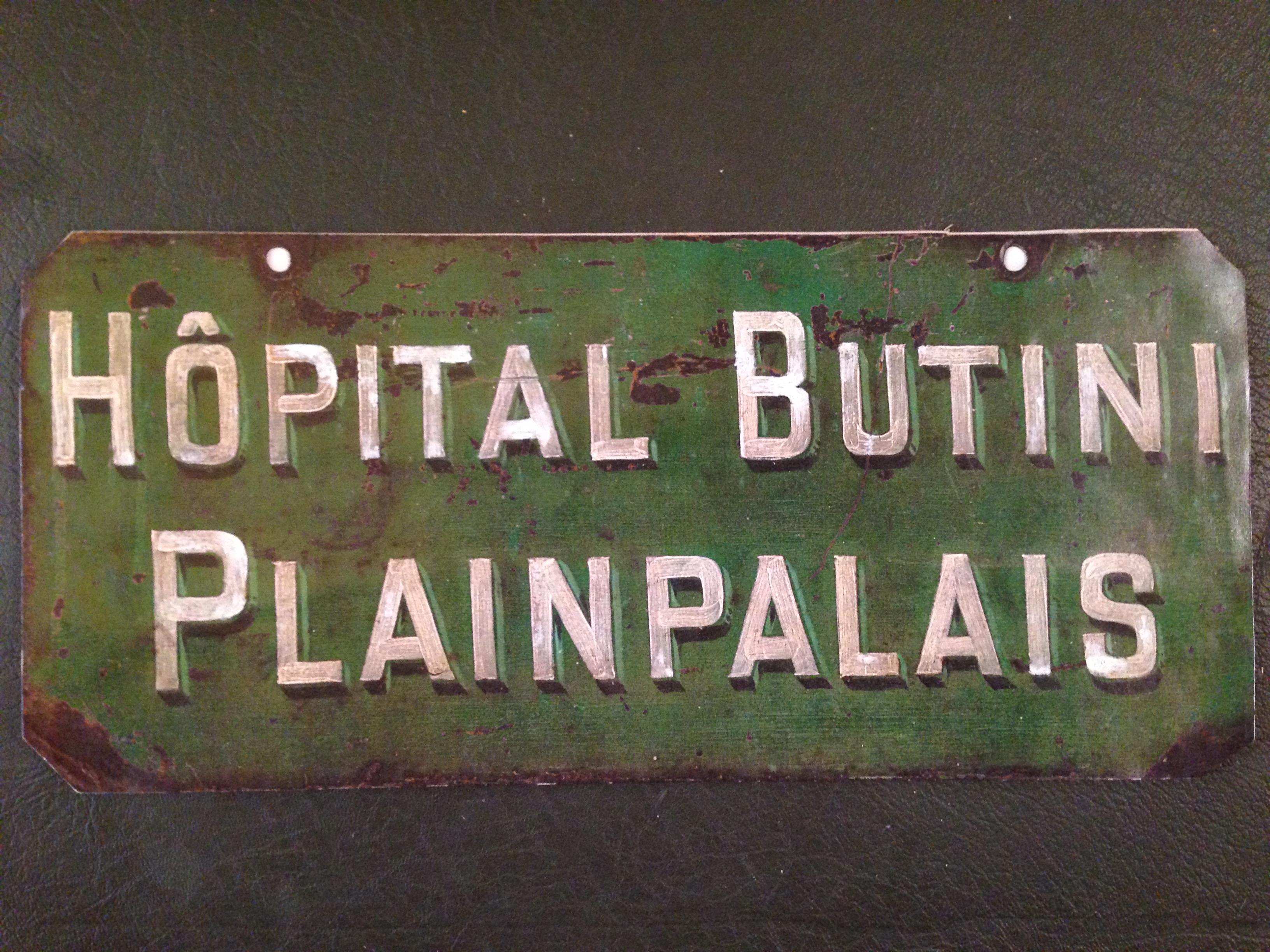 Hopital Butini