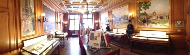 Présentation du Musée, mai 2015