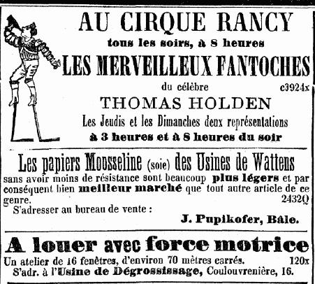 Cirque Rancy